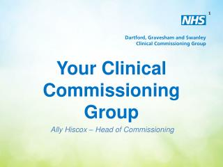 Your Clinical Commissioning Group