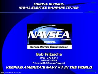 NSWC Corona-MS CMT BF June 2002