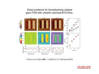 V Garcia  et al. Nature 000 , 1-4 (2009) doi:10.1038/nature08128