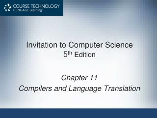 Invitation to Computer Science   5 th Edition