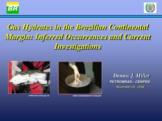 Gas Hydrates in the Brazilian Continental Margin: Inferred Occurrences and Current Investigations