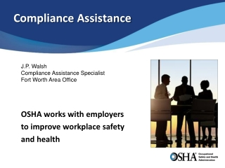 OSHA Office of Training  Education