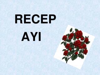 RECEP    AYI