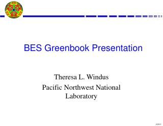 BES Greenbook Presentation