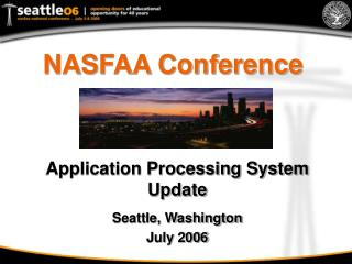 NASFAA Conference