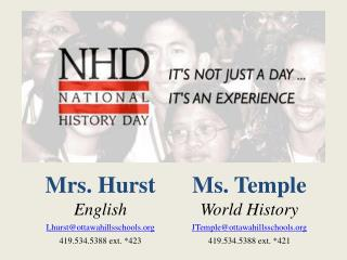 What is National History Day?