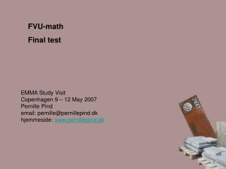 FVU-math  Final test