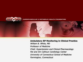 Ambulatory BP Monitoring in Clinical Practice