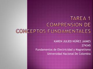 TAREA 1 COMPRENSIÓN DE CONCEPTOS FUNDAMENTALES