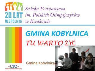 Szkoła Podstawowa  im. Polskich Olimpijczyków  w Kwakowie