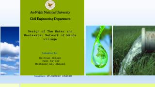 An- Najah  National University Civil Engineering  Department