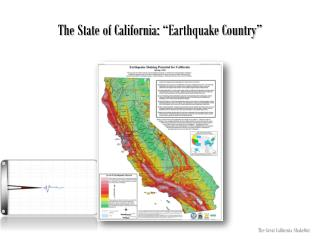 "The State of California: ""Earthquake Country"""