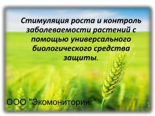"""ООО """"Экомониторинг"""""""