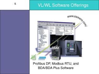 VL/WL Software Offerings