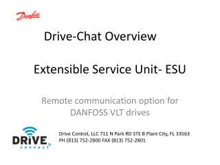 Extensible Service Unit- ESU