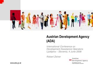 Austrian Development Agency  (ADA)