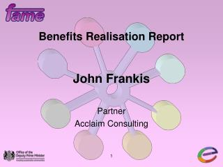 Benefits Realisation Report
