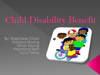 Child Disability Benefit