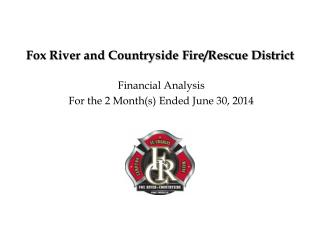 Fox River and Countryside Fire/Rescue District