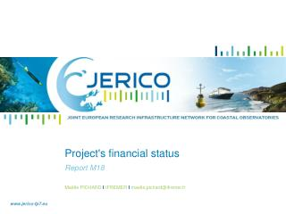 Project's financial status
