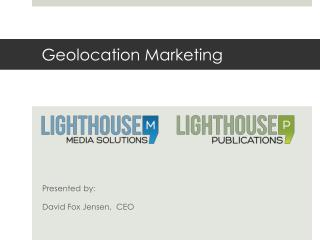 Geolocation Marketing
