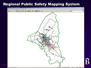 Regional Public Safety Mapping System