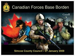 Canadian Forces Base Borden
