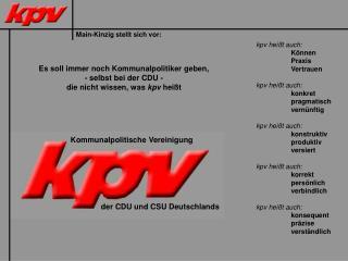 Main-Kinzig stellt sich vor: