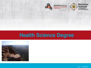 Health Science Degree