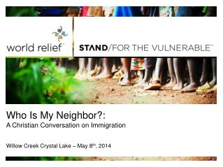 Who Is My Neighbor?: A Christian Conversation on Immigration