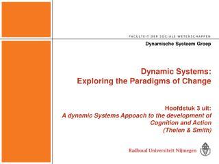Dynamische Systeem Groep