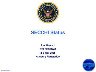 SECCHI Status