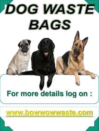 Doogie Waste Bags