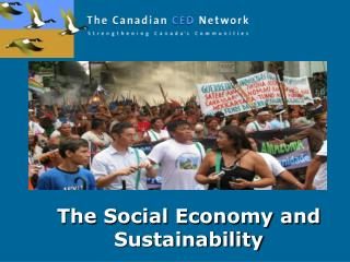The Social Economy and Sustainability