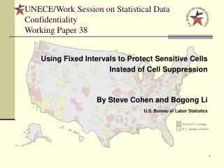 UNECE/Work Session on Statistical Data Confidentiality Working Paper 38