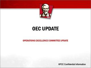 OEC UPDATE