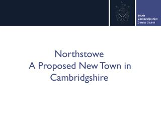 Northstowe   A Proposed New Town in Cambridgshire