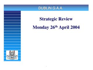 DUBLIN G.A.A.