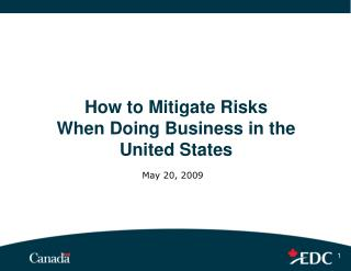 How to Mitigate Risks When Doing Business in the United States