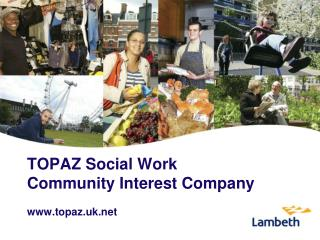 TOPAZ Social Work  Community Interest Company topaz.uk