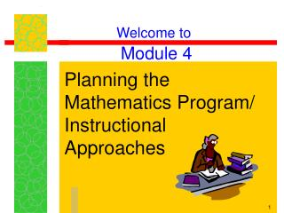 Welcome to Module 4