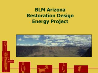 BLM Arizona  Restoration Design  Energy Project