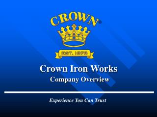 Crown Iron Works