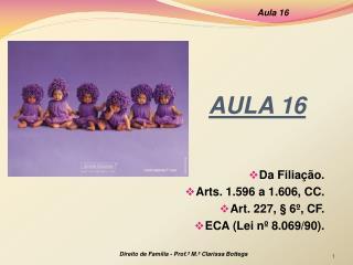 AULA 16