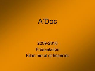 A'Doc