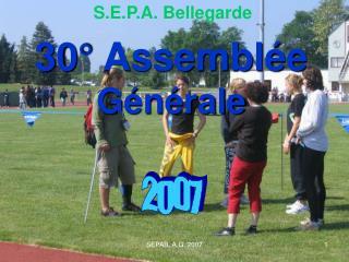 30° Assemblée  Générale