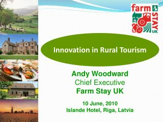 Innovation in Rural Tourism