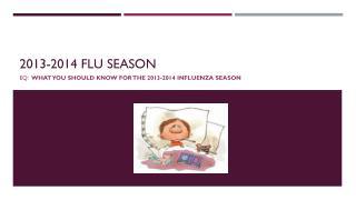 2013-2014  Flu Season