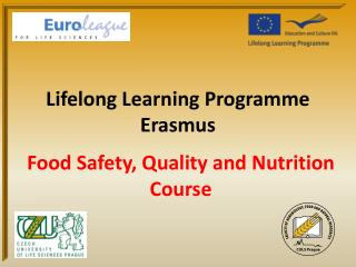 Lifelong Learning Programme Erasmus