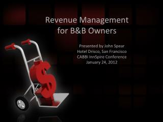 Revenue Management for B&B Owners